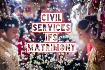Civil Services IFS Matrimony