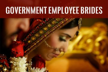 Government employee Brides