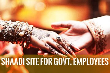 India's Best Matrimonial Website For Govt.Employees