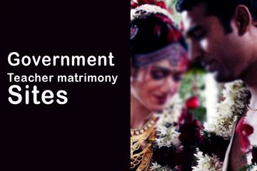 Government teacher matrimony sites