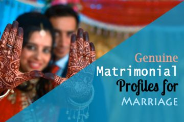 Matrimonial Sites for Marriage