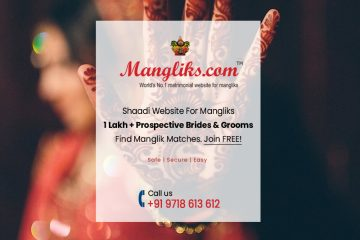 Find Manglik Matrimonial, Manglik Brides, Manglik Boys Profiles on Govtshaadi.com